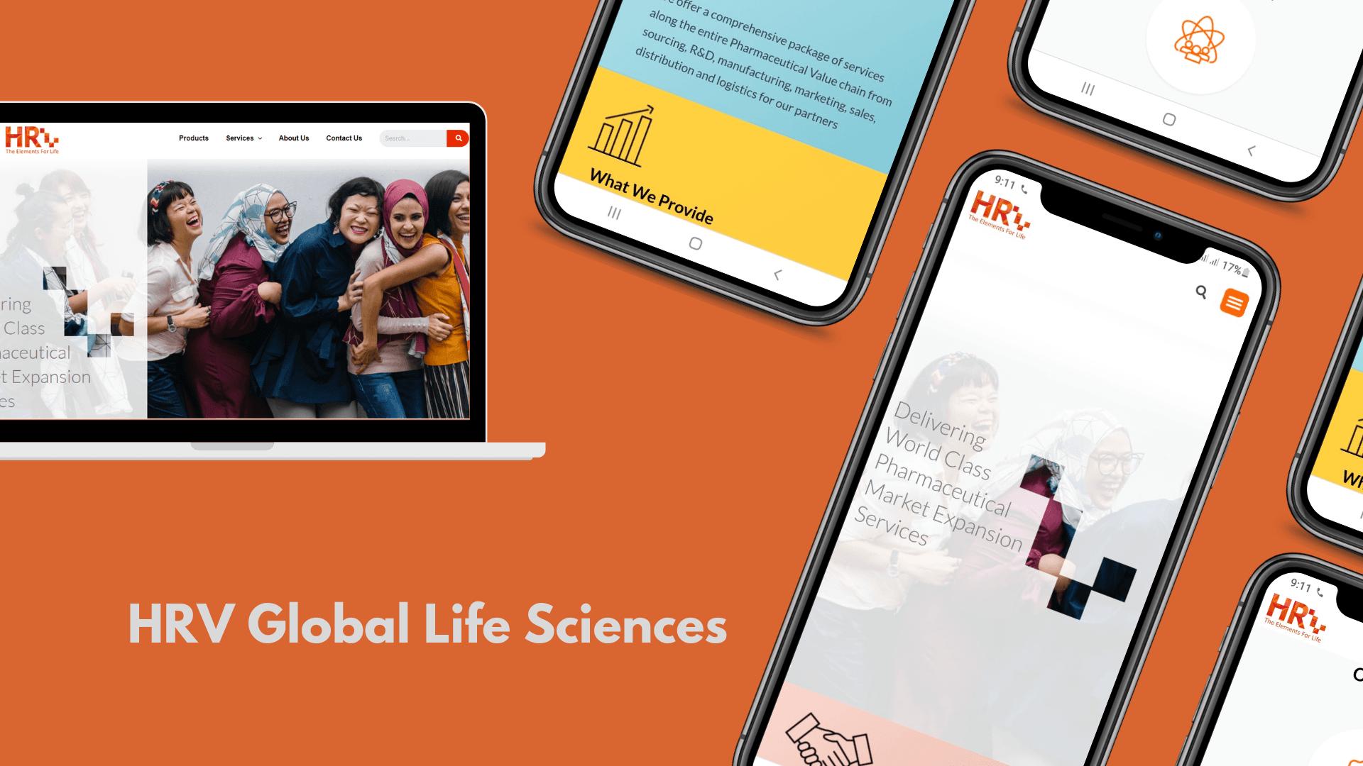 HRV Global Life Sciences